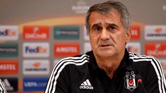 Beşiktaş Kulübü, resmi sitesinden yayınladığı açıklamada teknik direktör Şenol Güneş'e milli takım teknik direktörlüğü için yapılan teklif hakkında kararını belirtti.